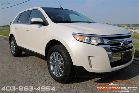 Ford Edge Limited by 2013 Ford Edge Limited Awd Envision Auto