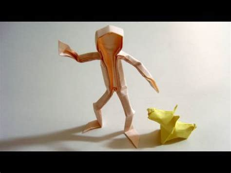 origami person origami claudio acu 241 a j