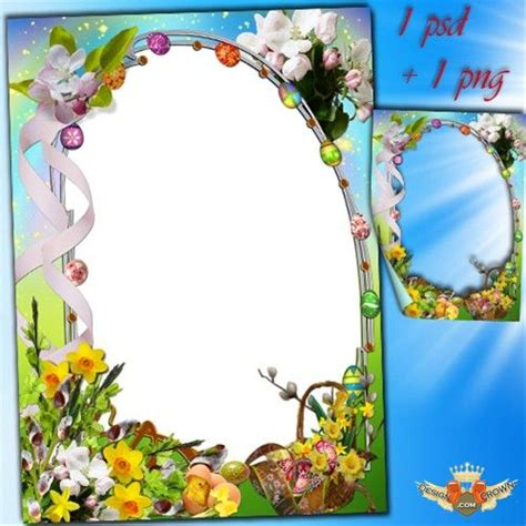 oval frame with yellow and white flowers for girls women