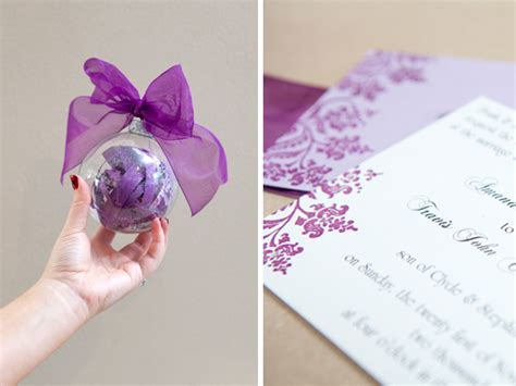 how to make invitation cards at home how to make a diy wedding invitation ornament