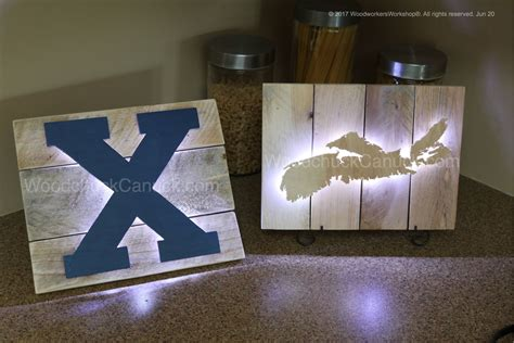 led lights for craft projects projects with lights woodchuckcanuck