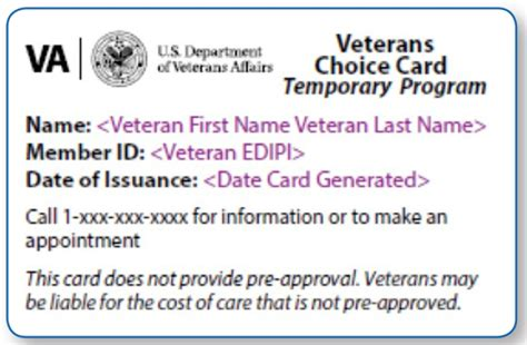 card program far fewer veterans use choice card and health care