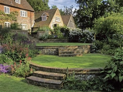 country backyard ideas in the garden country style hgtv