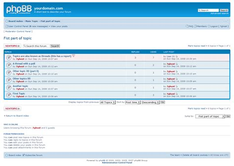 File Phpbb Forum Png Wikimedia Commons