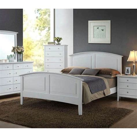 size bedroom furniture modern furniture whiskey bedroom set 1pc white size
