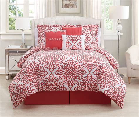 coral color comforter sets total fab coral colored comforter and bedding sets