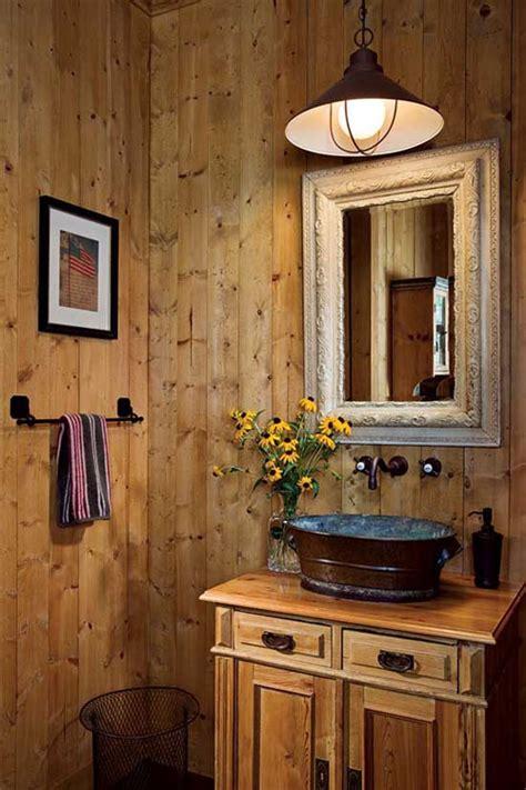 cabin bathroom designs 44 rustic barn bathroom design ideas digsdigs