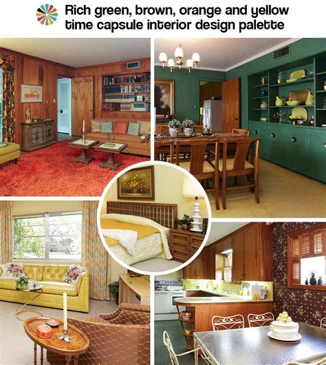 time capsule homes 1954 time capsule house interior design perfection