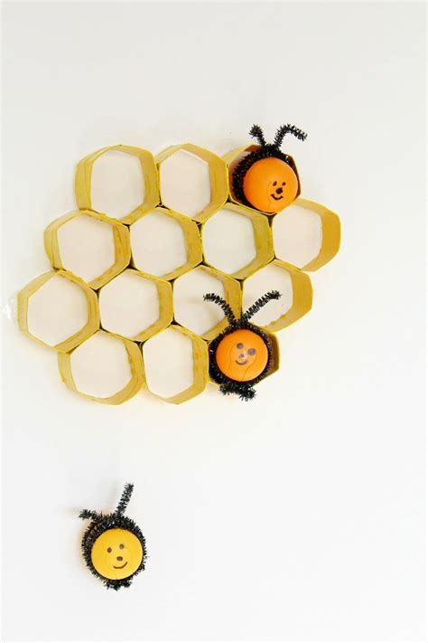 honeycomb craft paper honeycomb toilet paper roll crafts favecrafts