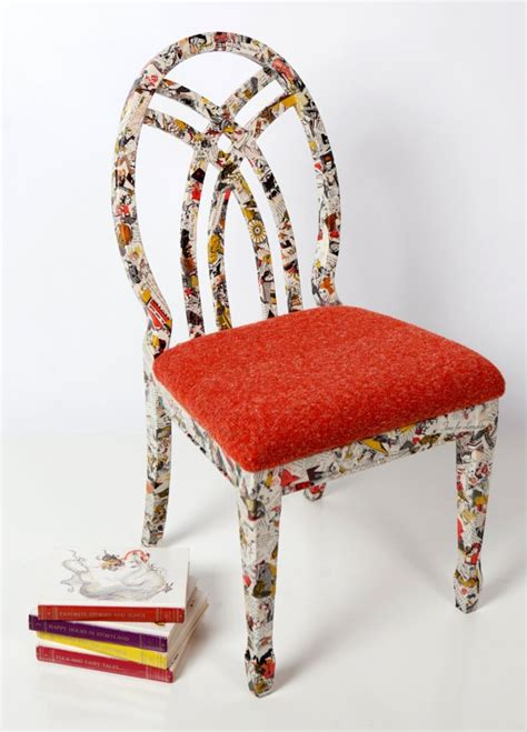 decoupage chair 53 best images about painted chairs on