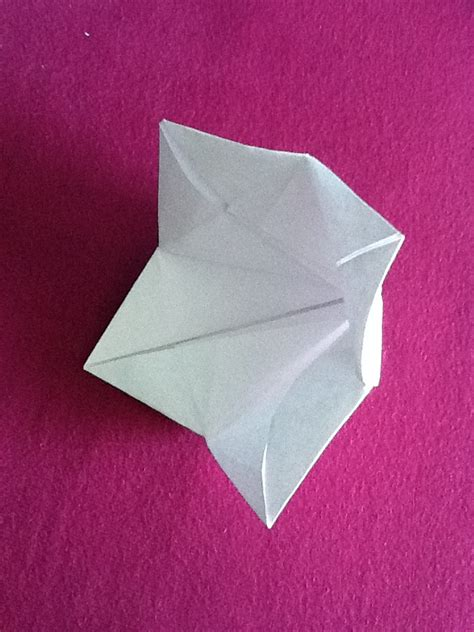 bell origami origami bell flower by nightrideralice on deviantart