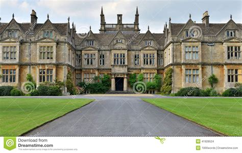 French Manor House Plans old country house stock photo image 41928524