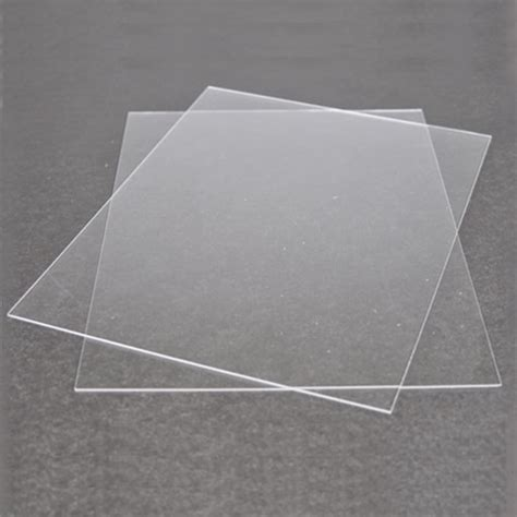clear acrylic plexi glass 2 sheets 9 quot x 12 quot plastic for dollhouse