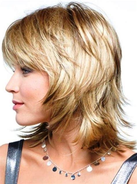 medium length wash wear hairstyles best 20 layered hairstyles ideas on pinterest medium