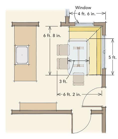 Design Home Decor Online breakfast nook dimensions 6954