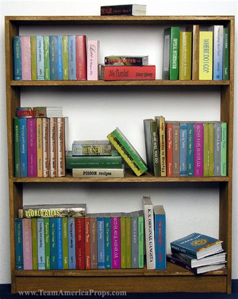 picture of bookshelf with books gary s bookshelf with books from team america world