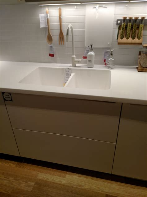 2 kitchen sink the curious of ikea s invisible kitchen sink