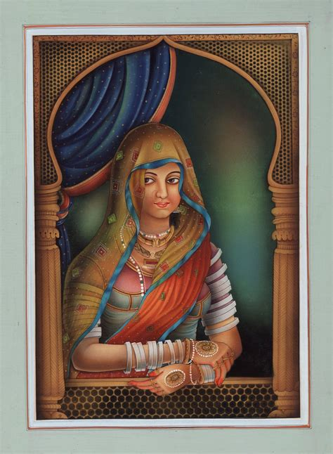 indian painting photo rajasthani indian painting handmade indian miniature