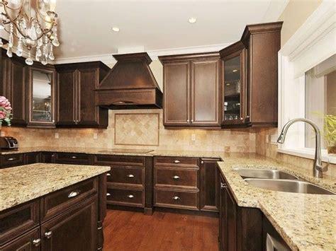 How To Build Kitchen Cabinet best 25 brown cabinets kitchen ideas on pinterest