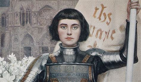 joan of arc the rise of joan of arc how a visionary peasant