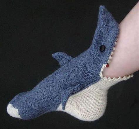 knitted shark socks shark socks my style