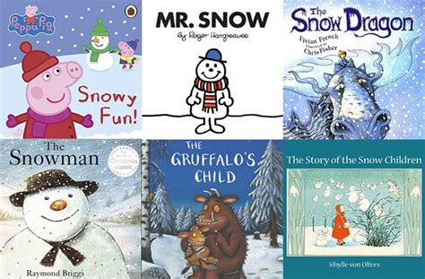 winter themed picture books winter books for pre schoolers goodtoknow