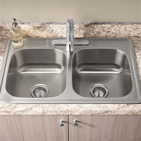 kitchen sink kit colony 33x22 bowl kitchen sink kit with faucet and
