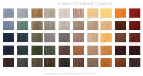 lasure au choix pour la cloison coulissante en bois