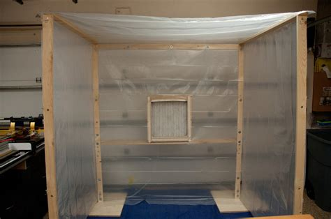 spray booth for woodworking knock spray booth by zzzzdoc lumberjocks