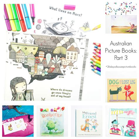 australian picture books australian picture books part 3 oh creative day
