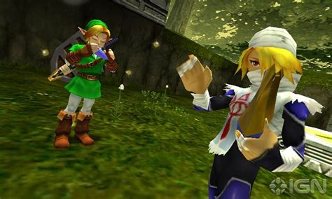 legend of ocarina of time the legend of ocarina of time 3ds the basics ign