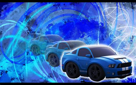 Car Town Wallpaper by Mustang Car Town Wallpaper By Slavewolfy
