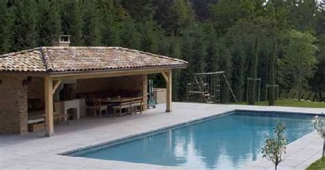 pool house le pool house de piscine