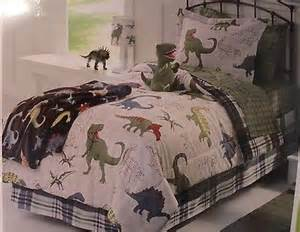 jumping beans bedding sets jumping beans snoozasaurus dinosaur size 7