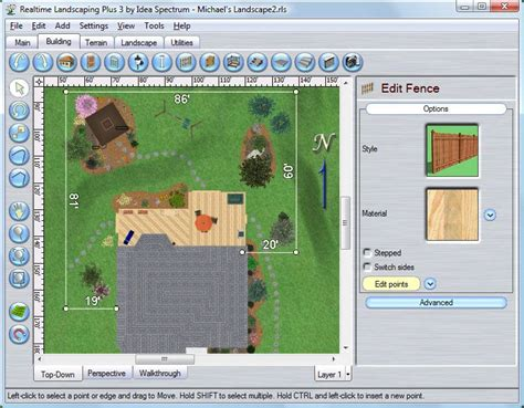 landscape layout software is landscape design software available free