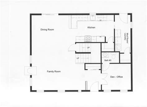 floor plans open concept 2 story colonial floor plans monmouth county county new jersey rba homes