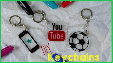 how to make a keychain with diy crafts how to make a keychain