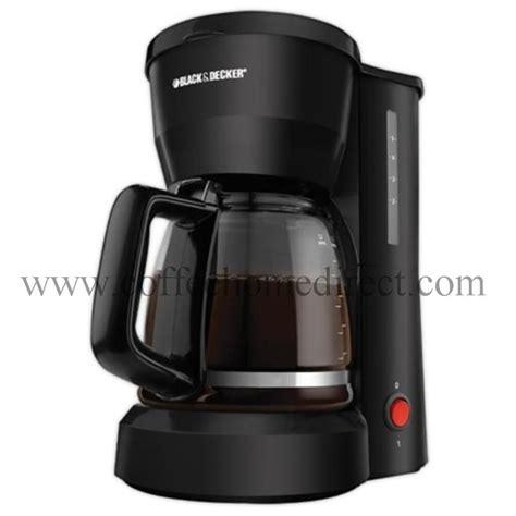 Black & Decker DCM600B 5 Cup Coffee Maker