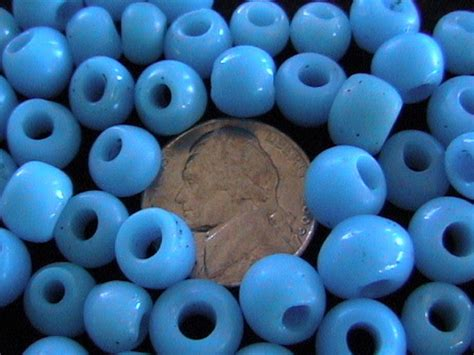 blue bead welcome to mouw