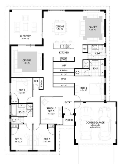 four bedroom house plans bedroom house plans timber frame houses simple ideas 4
