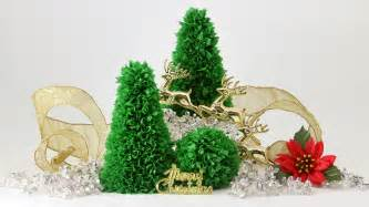 easy paper decorations for easy tabletop paper tree loversiq