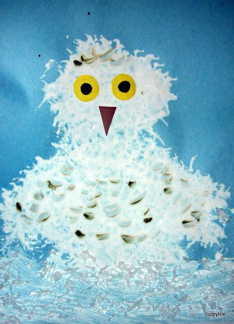 arctic crafts for tippytoe crafts snowy owls