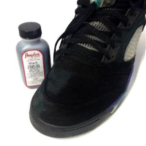 angelus paint sears black shoe dye shoes for yourstyles