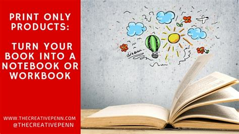 turn pictures into a book print only products turn your book into a notebook or
