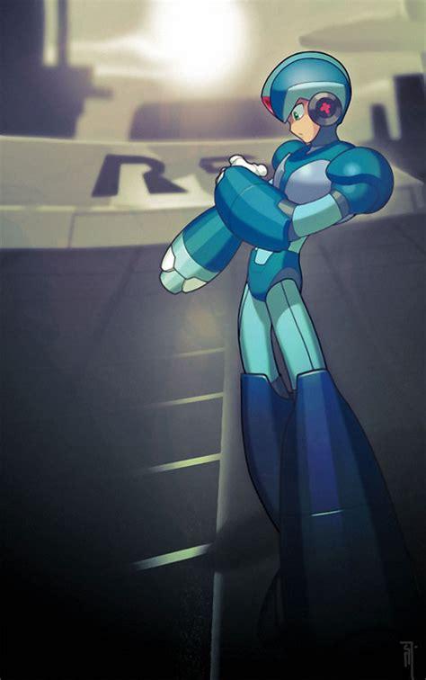 megaman x 37 awesome megaman artworks naldz graphics