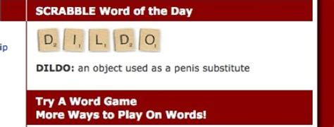 scrabble word of the day official quot scrabble word of the day quot boing boing