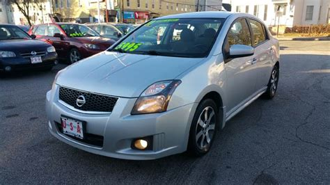 2011 Nissan Sentra Sr by 2011 Nissan Sentra 2 0 Sr In Manchester Nh Union St Auto