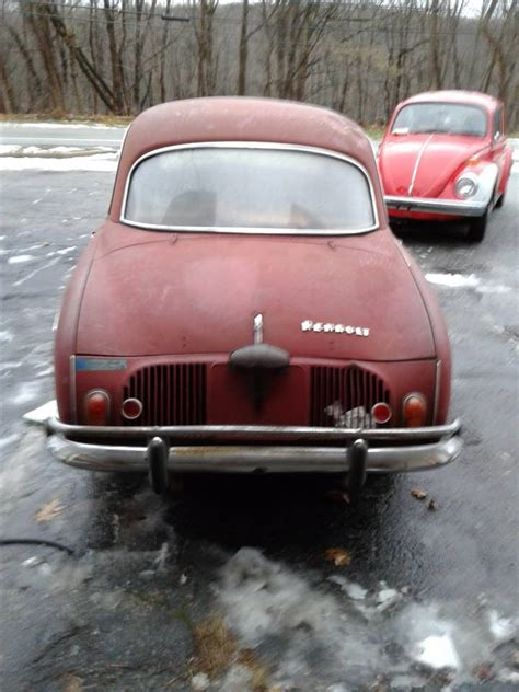 1963 Renault Dauphine by A 1963 Renault Dauphine