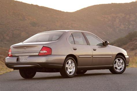 2000 Nissan Altima 1998 01 nissan altima consumer guide auto