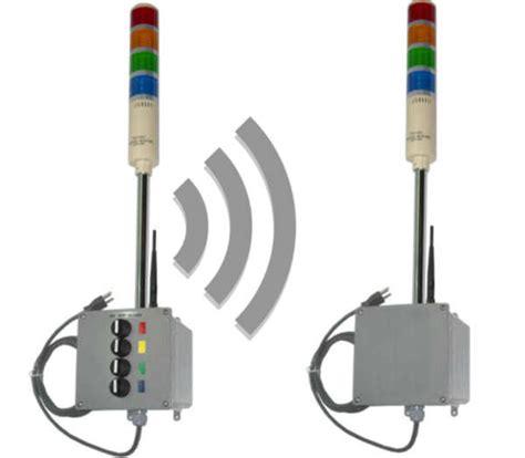 wireless lights wireless andon lights signaworks